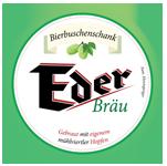 Bierbuschenschank Eder Bräu